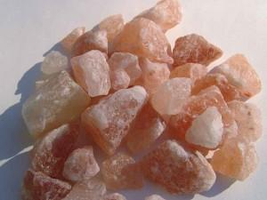 строительство саун, гималайская соль