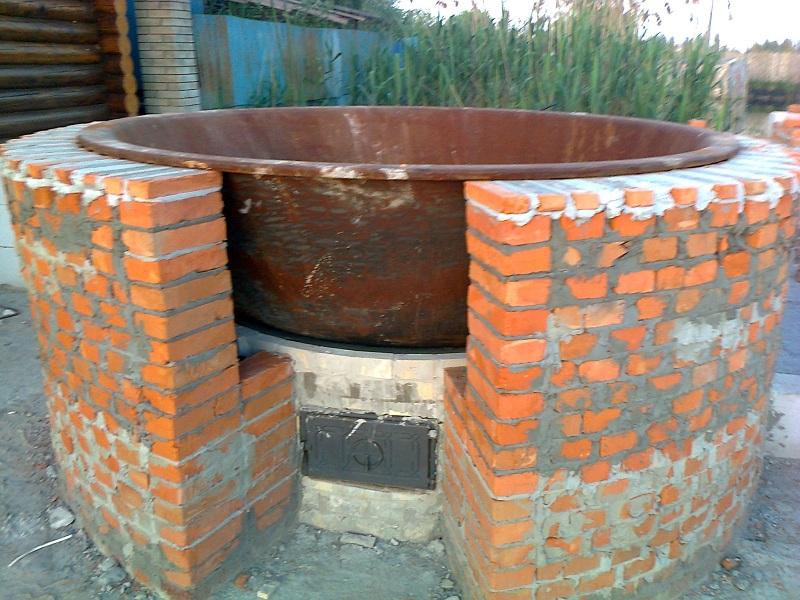 строительство бань установка