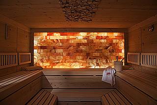 строительство соляных саун